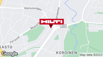 Hilti Myymälä Turku