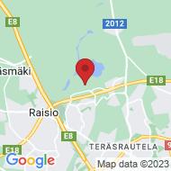 Asfaltin laboratorio Raisio