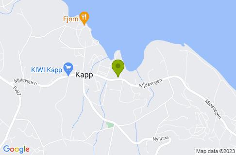butikken på et kart
