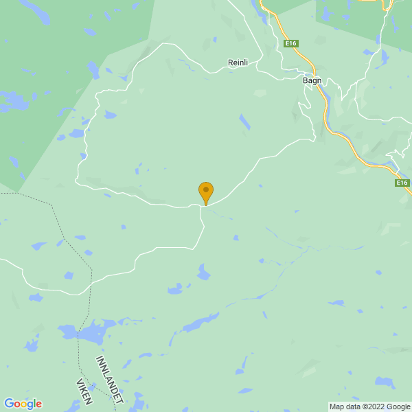 Google Map of 60.7610934,9.446005099999999