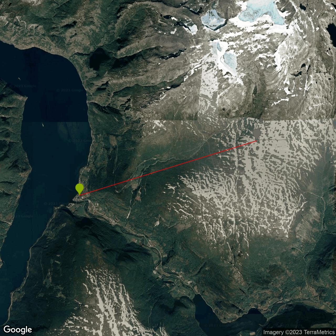 Aurlandsfjellet Bike Climb - PJAMM Cycling