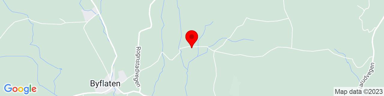 Google Map of 60.92497911326969, 10.928049087524414