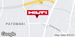 Hilti Myymälä Kuopio