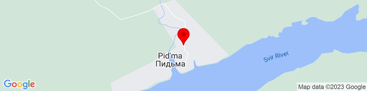 Google Map of 60.97706, 34.67576