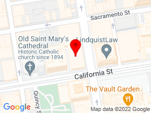 Google Map of BRIDGE Housing Corporation