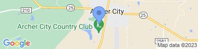 600 S Ash St, Archer City, TX 76351, USA