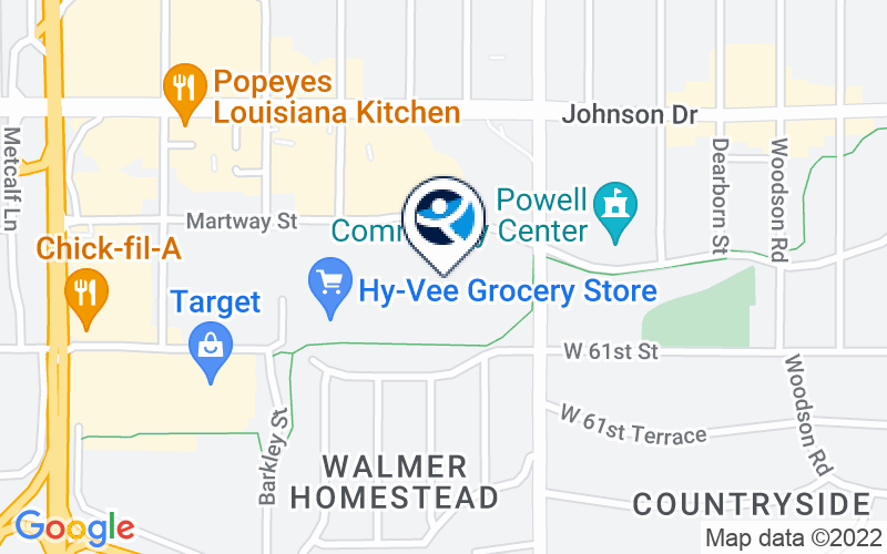 Johnson County MHC - Outpatient Addiction Services Location and Directions