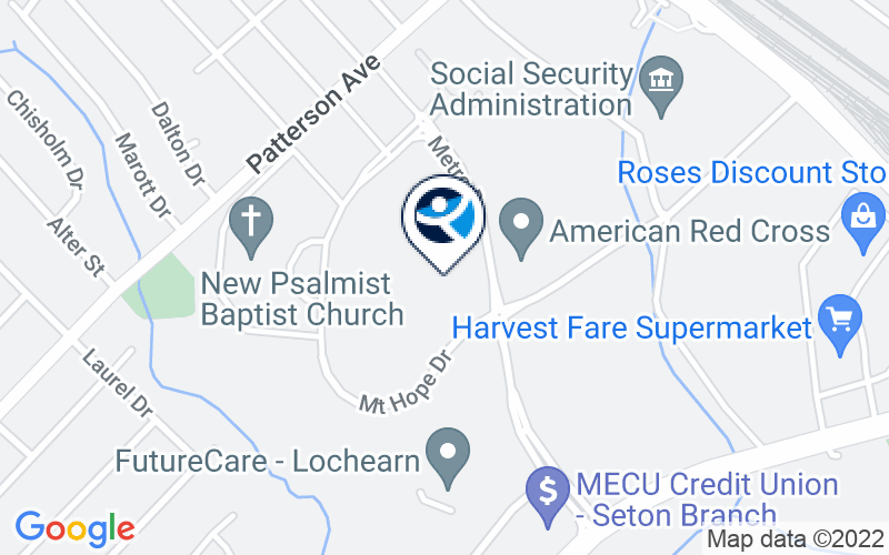 Bon Secours - ACT and New Phases Location and Directions