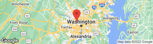 Map of 6001 WALHONDING ROAD BETHESDA, MD 20816