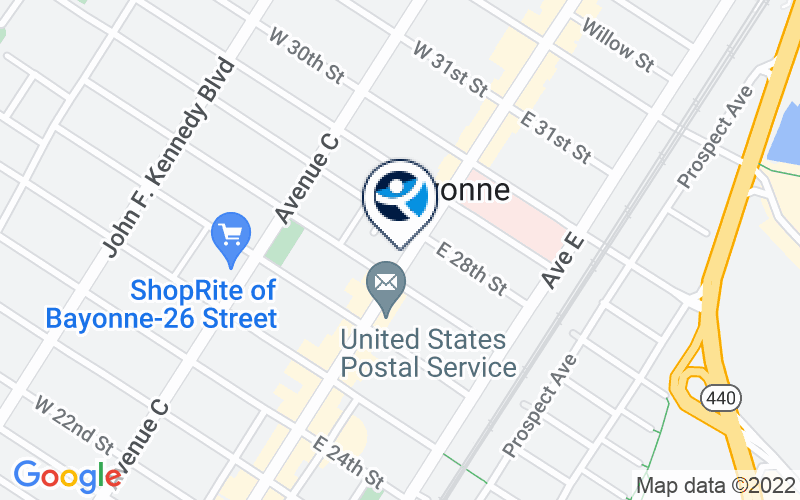 Bayonne Community Mental Health Center Location and Directions