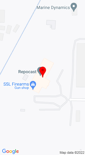 Google Map of Miedema Auctioneering Inc. 601 Gordon Industrial Court , Byron Center, MI, 49315
