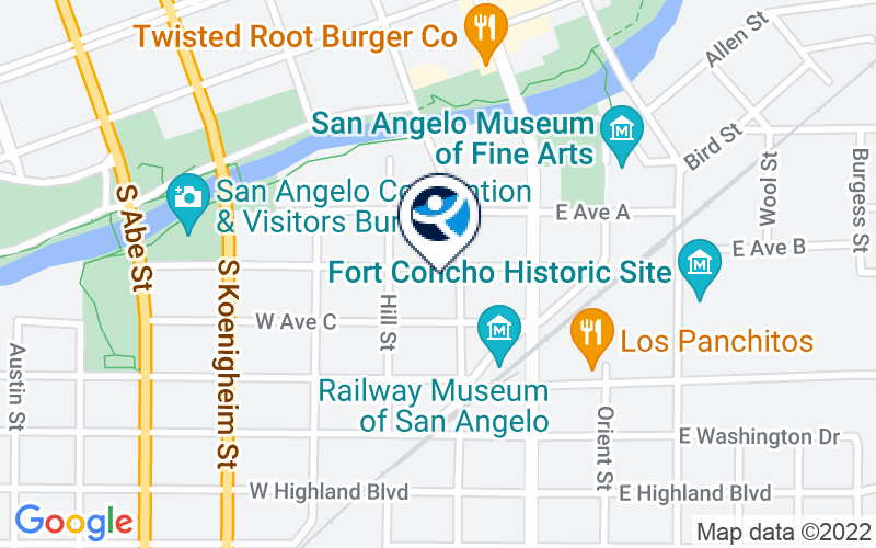 WTCR - San Angelo Location and Directions