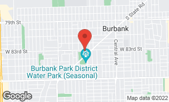 Map of 6019 West 83rd Street BURBANK, IL 60459