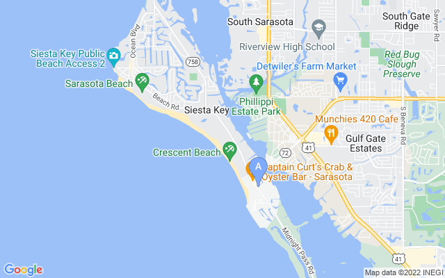 6020 Midnight Pass Rd #63 Sarasota Florida 34242 locatior map