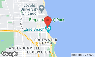 Map of 6033 North Sheridan Road 9E CHICAGO, IL 60660