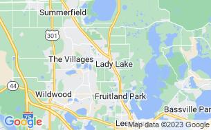 Map of Recreation Plantation RV Resort