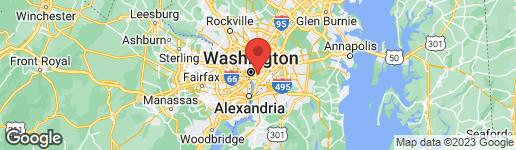 Map of 609 MARYLAND AVENUE NE #4 WASHINGTON, DC 20002