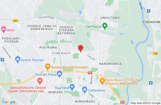 Wyświetl Grzegorz Ratyński,AMB na mapie