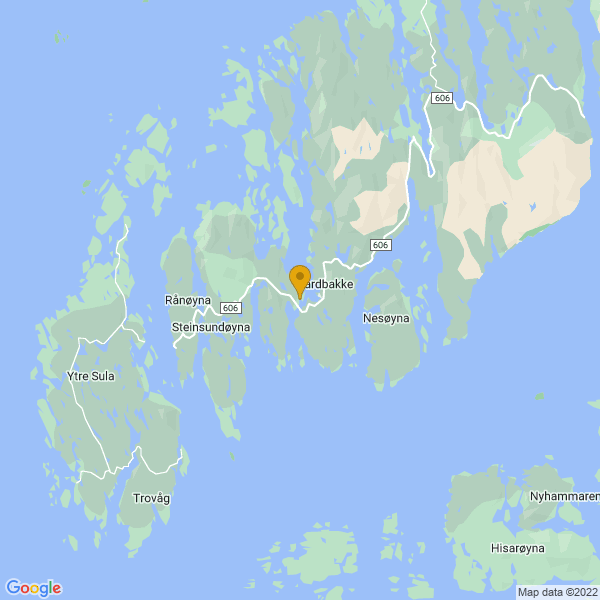 Google Map of 61.06870221781192,4.8237964371093645