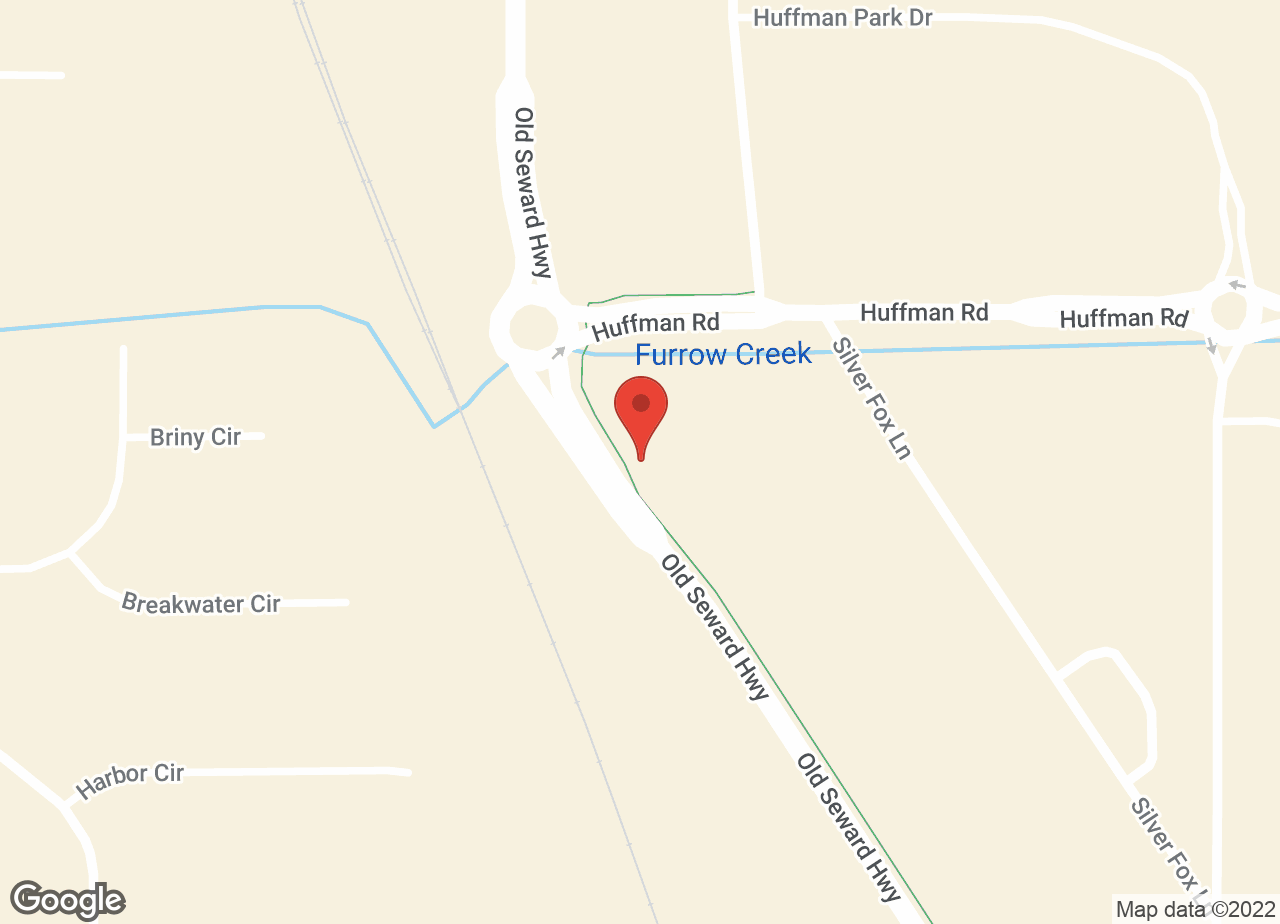 Google Map of VCA Alpine Animal Hospital