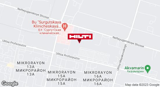 Get directions to Терминал самовывоза ДПД. Сургут. ш. Нефтеюганское