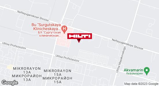 Get directions to Терминал самовывоза DPD г. Сургут