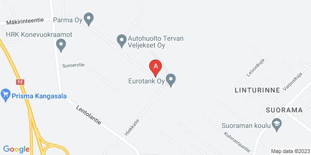 Kangasala, PEM-muovitehdas