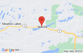 Map of Wasilla