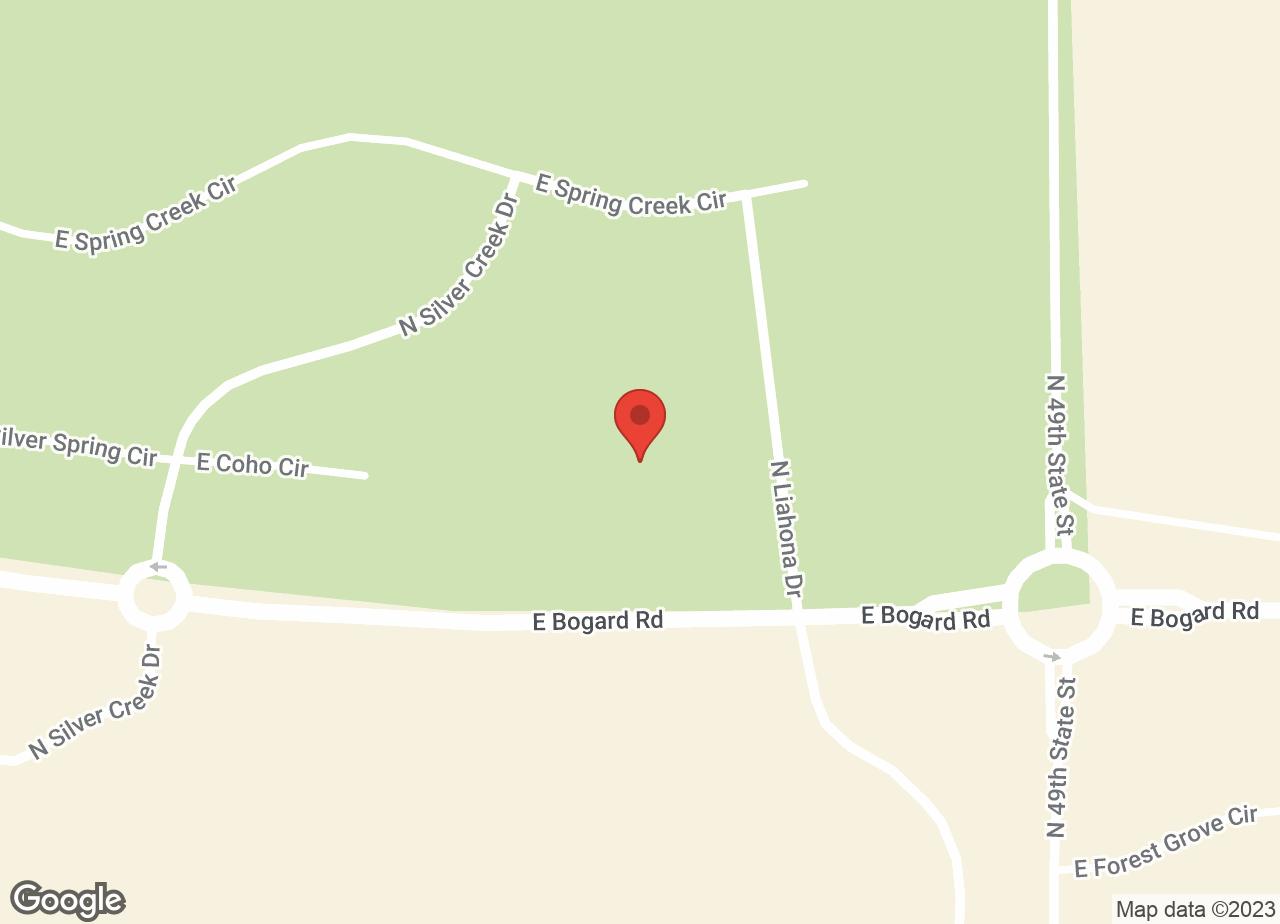 Google Map of VCA Far Country Animal Hospital