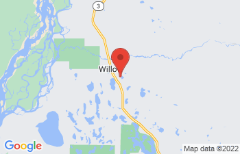 Map of Willow