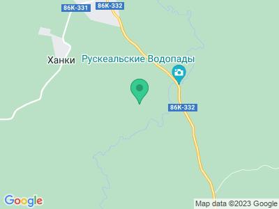 Карта Хутор Ёлки