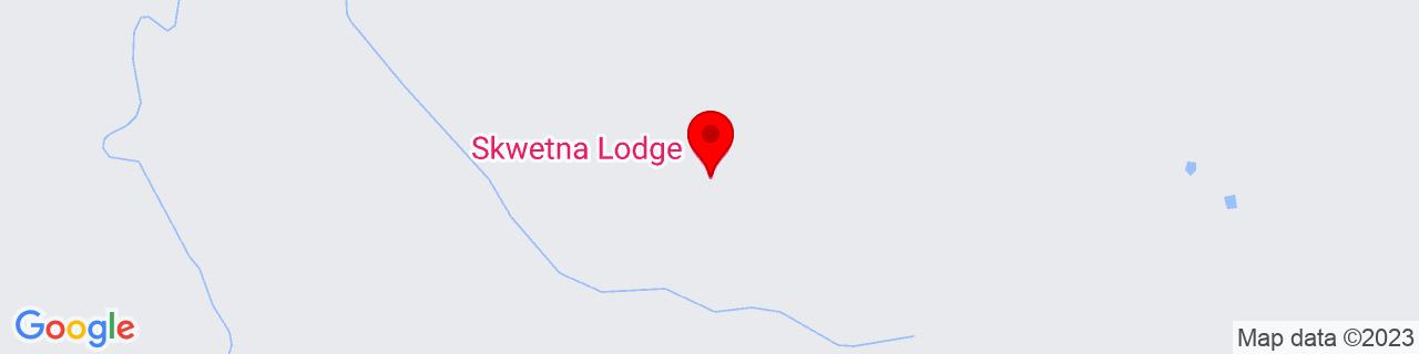 Google Map of 61.923613, -151.1683574