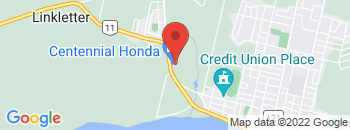 Google Map of 610+South+Drive%2CSummerside%2CP.E.I.+C1N+3Z7