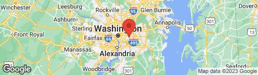 Map of 6106 CLAY STREET NE WASHINGTON, DC 20019