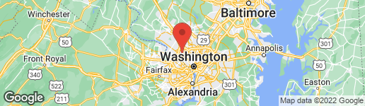Map of 6106 KIRBY ROAD BETHESDA, MD 20817
