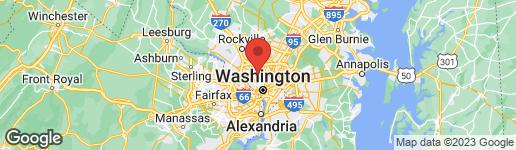 Map of 6107 UTAH AVENUE NW WASHINGTON, DC 20015