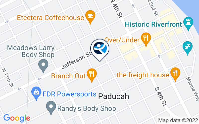 Ensite - Paducah Location and Directions