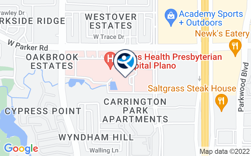 Texas Health Seay Behavioral Health - Plano Location and Directions