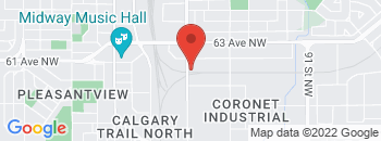 Google Map of 6135-99+Street%2CEdmonton%2CAlberta+T6E+3P1