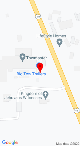 Google Map of Towmaster Trailers 61381 US HWY 12, Litchfield, MN, 55355