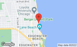 Map of 6145 North Sheridan Road 19C CHICAGO, IL 60660