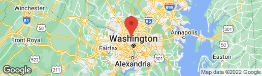 Map of 6151 31ST PLACE NW WASHINGTON, DC 20015