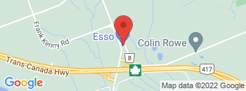 Google Map of 6175+Rockdale+Road%2CVars%2COntario+K0A+3H0