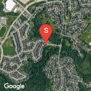 Satellite Map of 619 Marl Meadow Crescent, Kitchener, Ontario