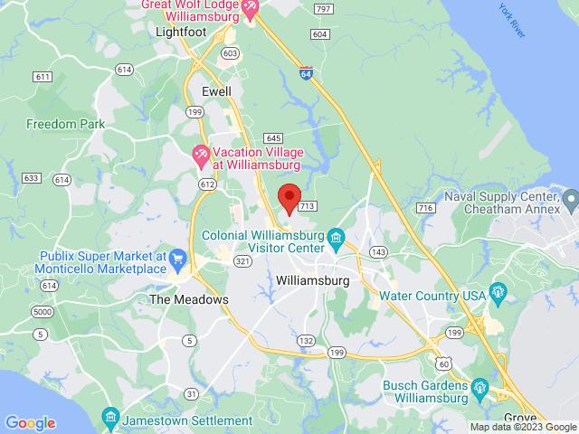 619 Georgetown Crescent, Williamsburg, VA