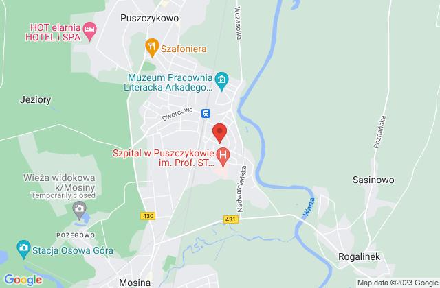 Wyświetl Dariusz Młynarczak,Auto Pas na mapie
