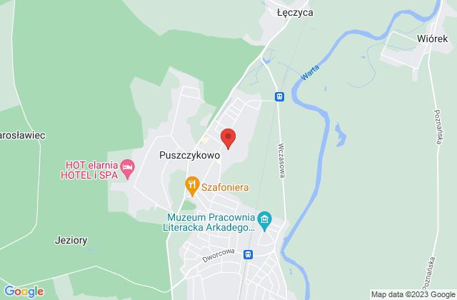 Wyświetl Virago Produkt s.c. J.Łuczak, M.Łuczak na mapie