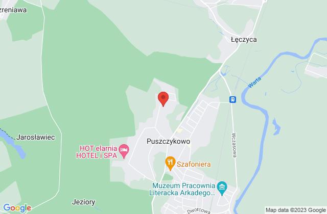 Wyświetl Jacek Łakomy,AUTO-CIACH na mapie