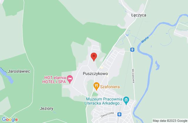 Wyświetl Michał Janaszek,YANLAB POLSKA Michał Janaszek na mapie