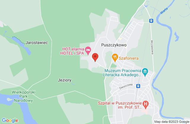 Wyświetl Sylwia Pluskota,SW Sylwia Pluskota na mapie